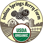 Indian Springs Berry Farm Logo